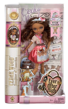 кукла Сидар Вуд Ever After High CHW46