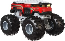 Джип внедорожник Hot Wheels Monster Trucks Alarm  изображение