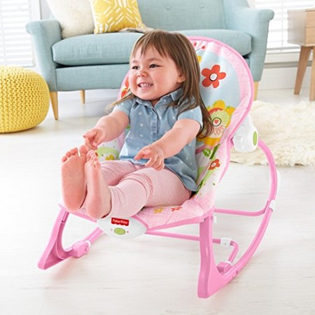 Кресло Зайчик Fisher Price Y4544