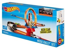 Мега набор для Ралли Hot Wheels