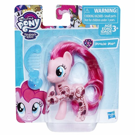 Фигурка Май Литл Пони Пинки Пай подружки/My Little Pony Pinkie Pie Fashion Doll E2557